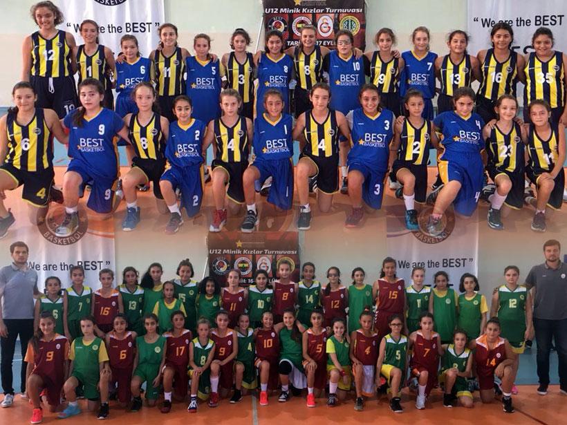 Best Basketbol U12 Minik Kızlar Turnuvası