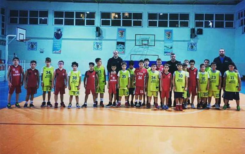 Best Basketbol vs Cennet SK