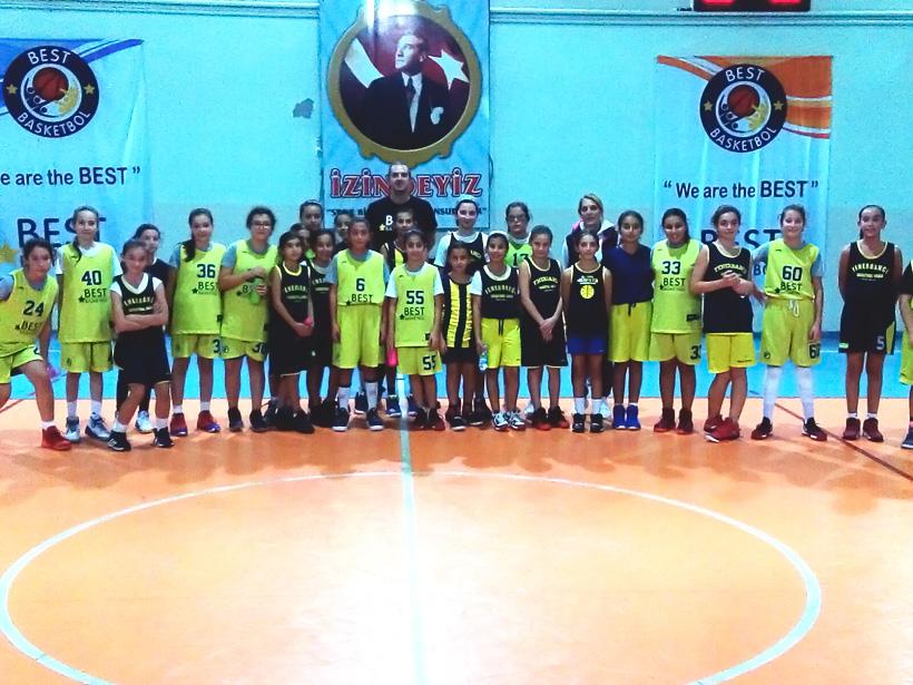 Best Basketbol Bahçelievler Anadolu Lisesi