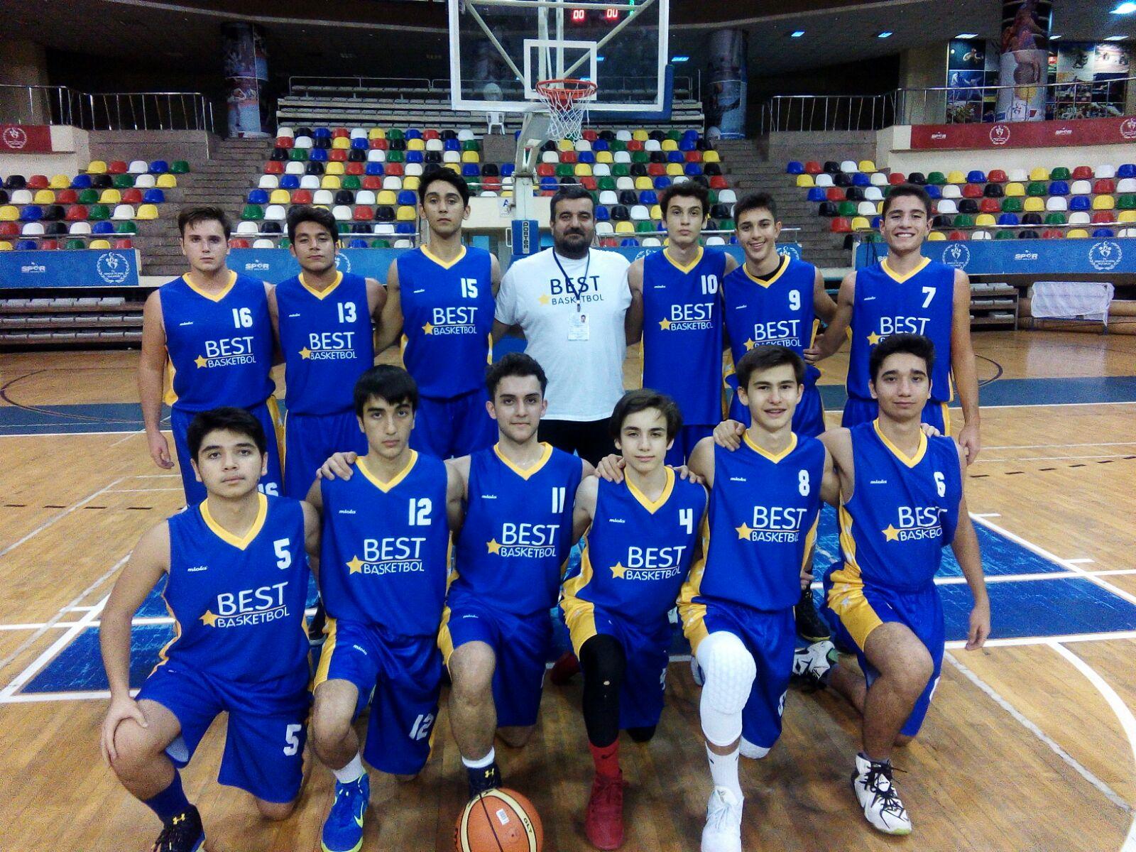 Best Basketbol U18 Takımı Bahçelievler