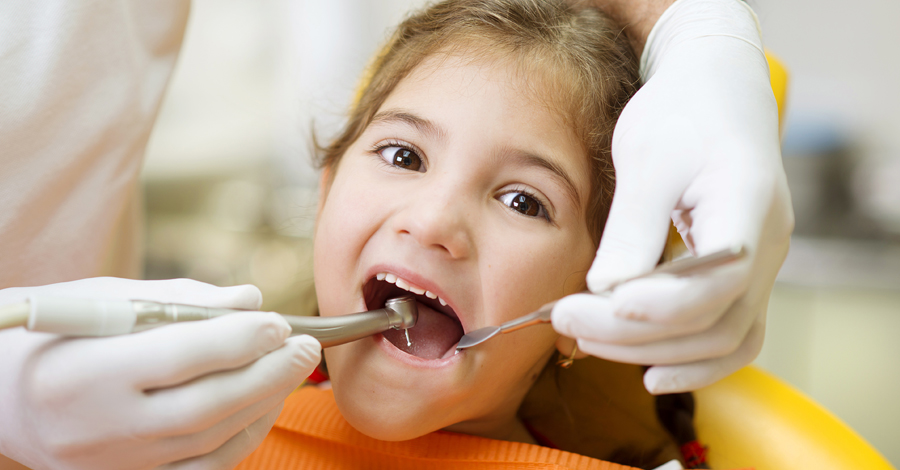 çocuklarda diş çürükleri